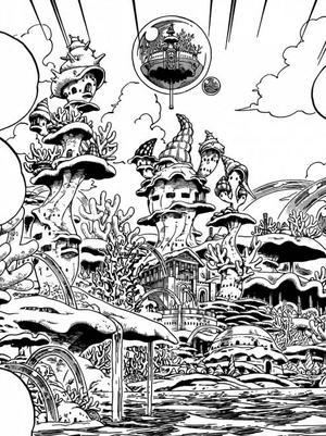 Royaume Ryugu Manga Infobox