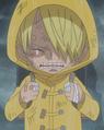 Sanji imperméable