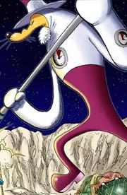Seamars coloré dans le manga