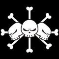 Blackbeard Pirates Portrait