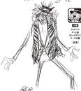 Charlotte Mont d'Or Manga Concept Art