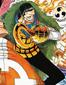 Crocodile's Manga Color Scheme