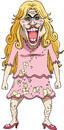 Elizabeth Anime Concept Art