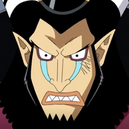 Magellan's Face Pre Timeskip