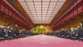 Salle de réunion du palais de Shiki