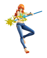 Variable Action Heros Nami Electrique