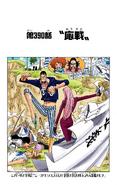 Coloreado Digital del Capítulo 390