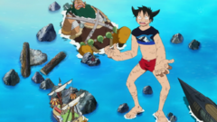 Luffy Gigante