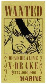 X Drake Avis de Recherche