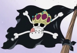 Equipage du Bliking Jolly Roger