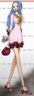 Vivi Post Timeskip Digital Colored Manga