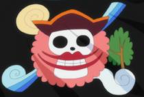 Big Mom Pirates' Jolly Roger