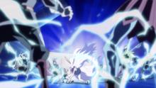 Carrot ataca a la flota de Daifuku