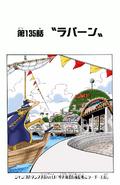 Coloreado Digital del Capítulo 135