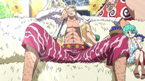 Doflamingo at Dressrosa