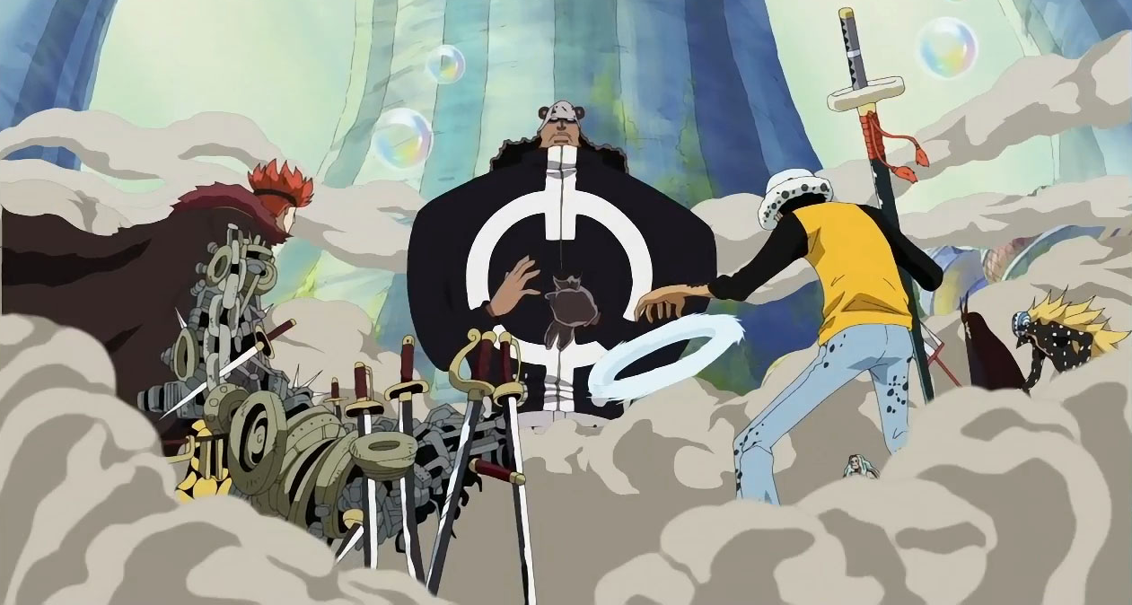 One piece episode 398