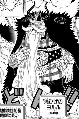 Jorul Manga Infobox