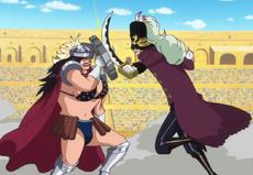 Suleiman vs Acilia