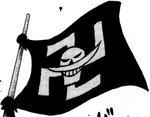 Whitebeard Pirates Original Jolly Roger