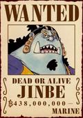 Jinbe Avis de Recherche