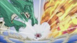 Luffy haki vs Marigold y Sandersonia
