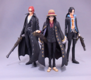 One Piece Styling Figures Strong Brothers Special