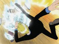 Sanji contro Pearl