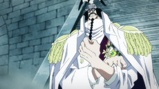 Sengoku preparado para luchar