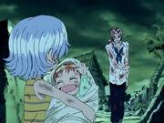 Bell-mere findet Nami und Nojiko