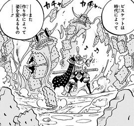 Bisu Bisu no Mi Manga Infobox