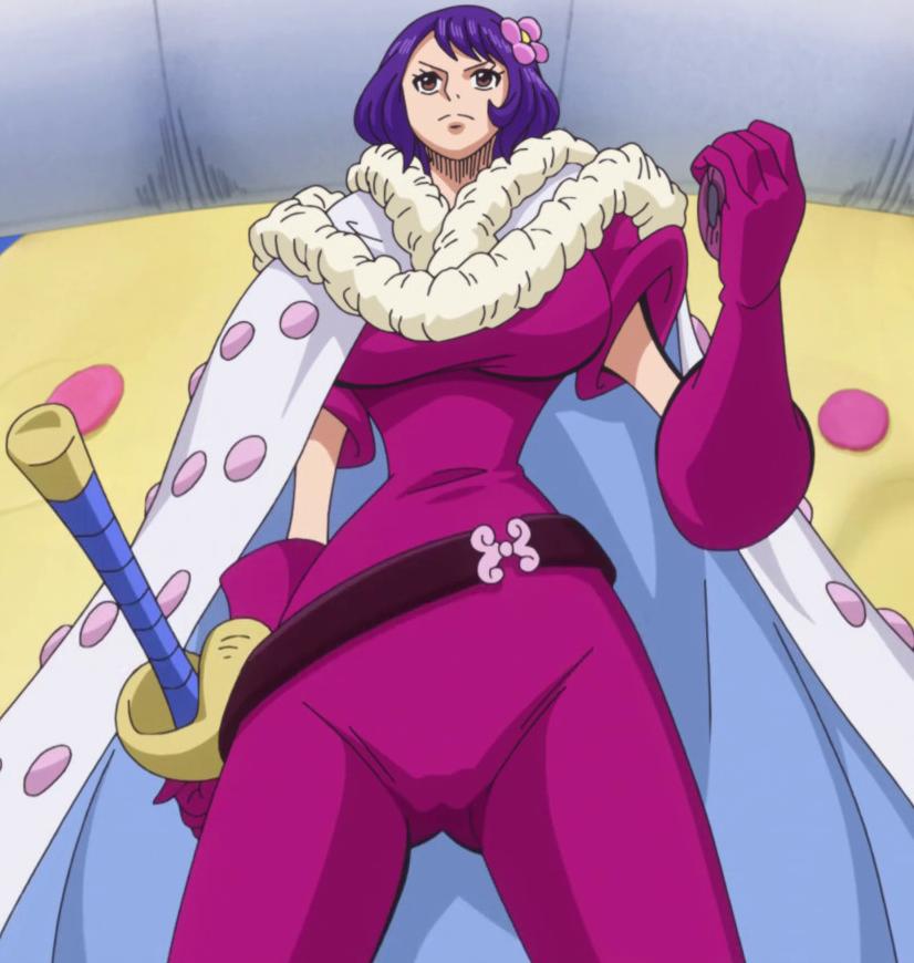 Charlotte Custard   One Piece Wiki   FANDOM powered by Wikia