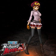 One Piece Burning Blood Revolutionary Koala (Artwork)