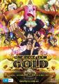 One Piece Film Gold Poster Australien