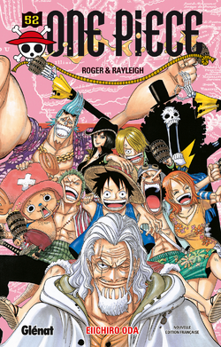 Tome 52 Couverture VF Infobox