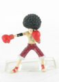 Afro Luffy Figurine 2