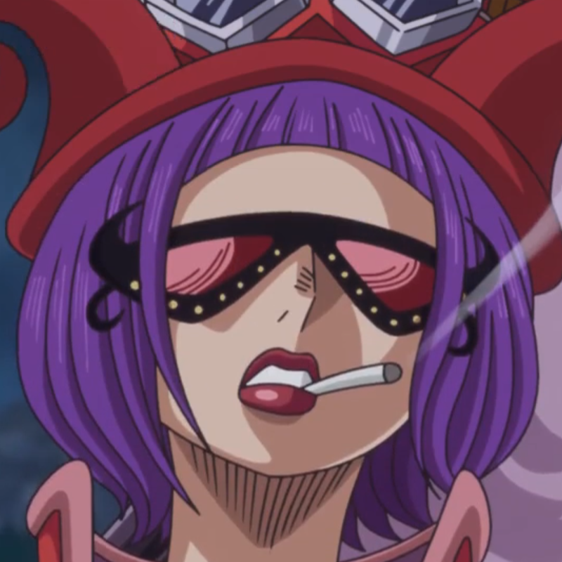 Immagine - Belo Betty primo piano.png   One Piece Wiki ...