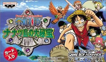 One Piece: El gran tesoro secreto de las siete islas fantasma