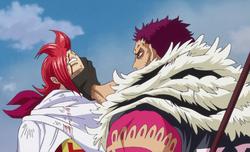 Katakuri sconfigge Ichiji