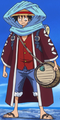Luffy's Alabasta Arc Outfit