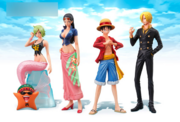 One Piece Styling Figures Ambitious Might