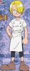 Sanji as a Child