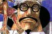 Sengoku Pre Timeskip Manga Color Scheme