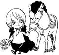 Cavendish y Farul de pequeños