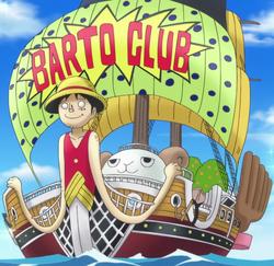 Going Luffy-senpai Anime Infobox