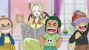 Kaya et les enfants lisent le journal