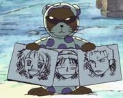 Mr 13 desenhos