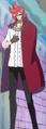 Quinta vestimenta de Ichiji en el arco de Whole Cake Island