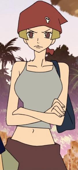 Rosa Anime Infobox