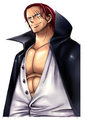 Shanks One Piece Romance Dawn