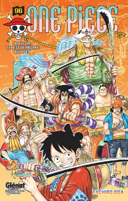 Tome 96 Couverture VF Infobox